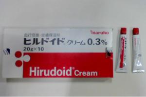 ヒルドイド クリーム 0.3