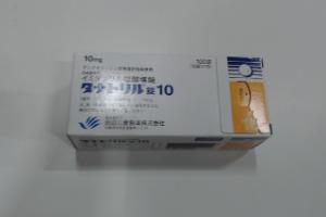 タナトリル錠10