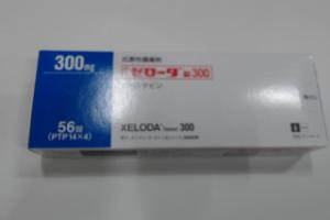 ゼローダ錠300