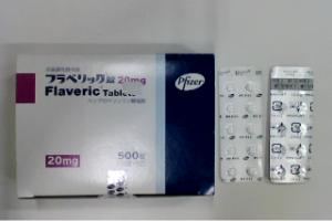フラベリック 錠
