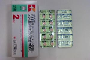 メシル酸ドキサゾシン錠2「MEEK」