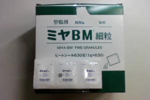 Bm 細 粒 ミヤ ミヤBMはどんな薬?効果と副作用、特徴を解説!