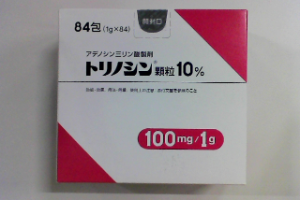 トリノシン顆粒10%
