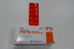 アロフト錠20mg