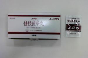 JPS桂枝茯苓丸料エキス顆粒〔調剤用〕