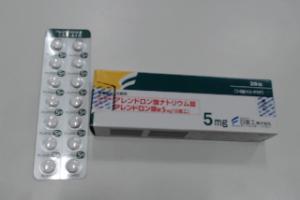 アレンドロン酸錠5mg「日医工」